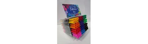 Flomastri  in barve za tekstil