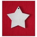Lesena ploščica Zvezda