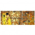 Rižev papir Klimt