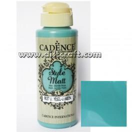 Akrilna barva Style matt 120 ml