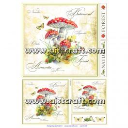 Rižev papir Mušnice