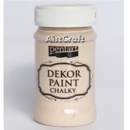 Akrilna kredna barva Marelice 100 ml